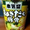 3月16日発売!本気盛(マジモリ) ねぎだく豚骨を食べた!