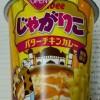 じゃがりこ バターチキンカレー味(期間限定、セブンイレブン限定)を食べた!