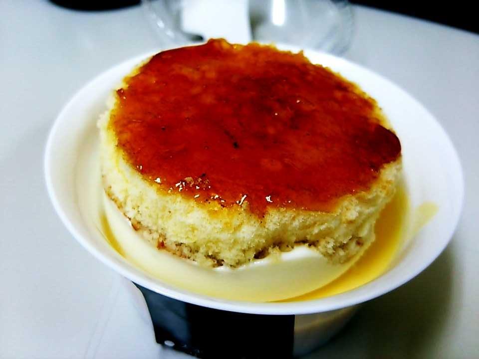 プレミアム ブリュレチーズケーキ~ベイクド&レア~(ファミリーマート新商品)