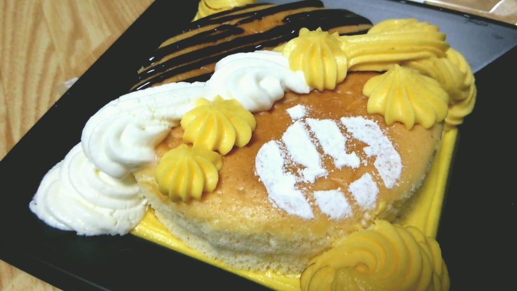 Happyハロウィンパンケーキ(セブンイレブン)