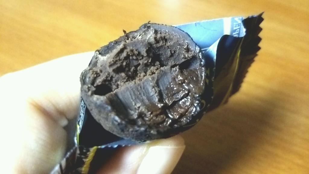 黒トリュフチョコレート(ブルボン)