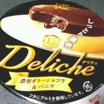 デリチェ 濃厚ガトーショコラ&バニラ カップ(江崎グリコ)を食べた!