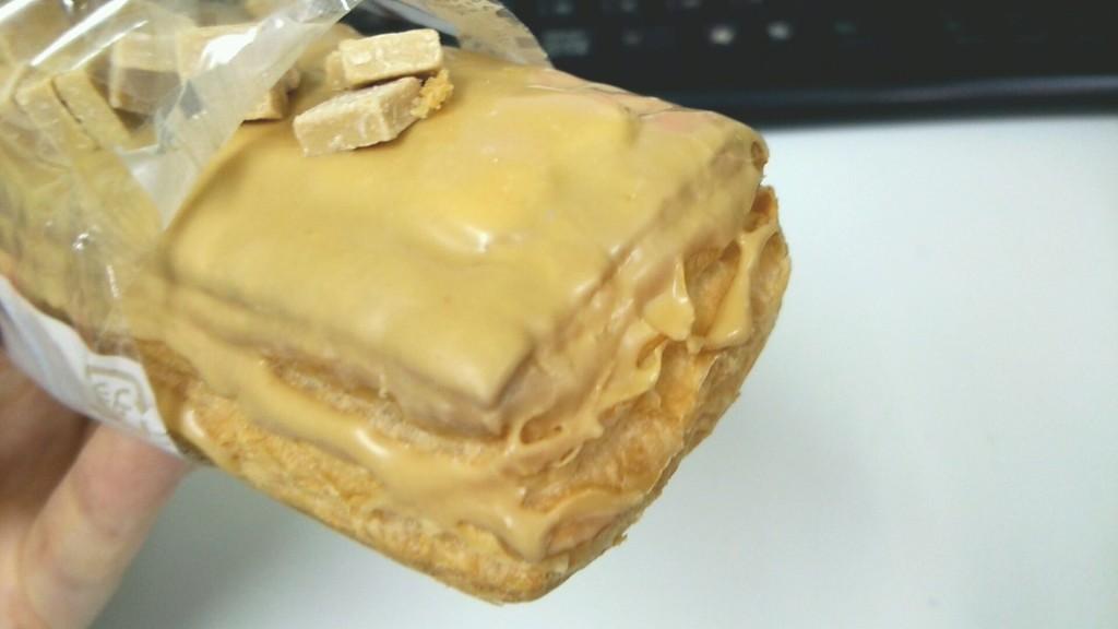 ブロンドショコラデニッシュ(セブンイレブン)