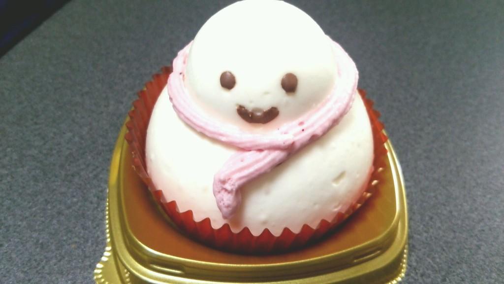 雪の子ムースケーキ(セブンイレブン)