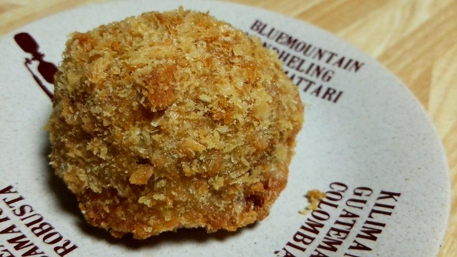 ローソン ゲンコツチーズメンチ